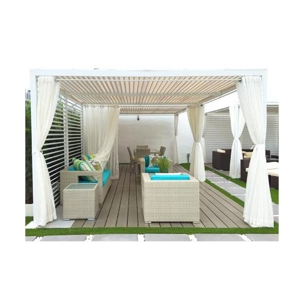 Modern Outdoor Cabana