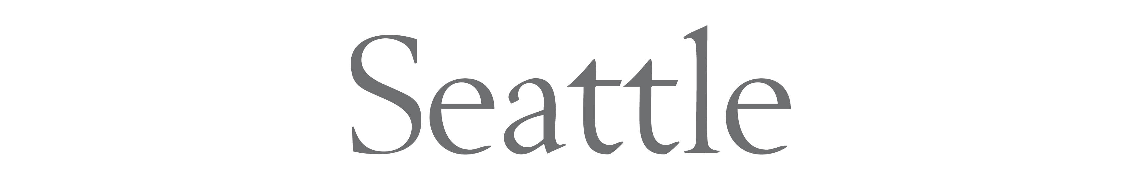 Seattle Design Trade